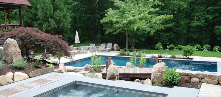 Pools | Hoffman Landscapes | Connecticut Landscaping