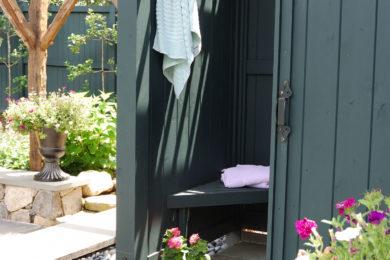 Outdoor Shower #1