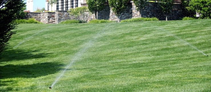 irrigation system 5