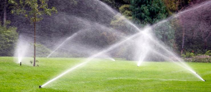 irrigation system 4