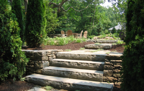 Stone Terraces In Greenwich, CT