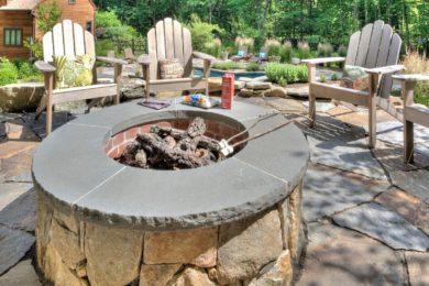 Fireplace-pit 16