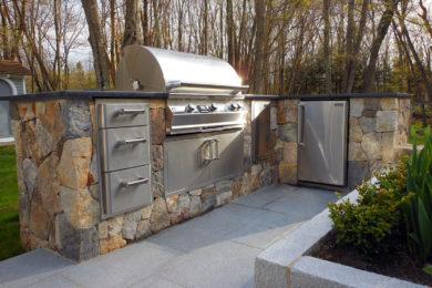 Kitchens Grills 13