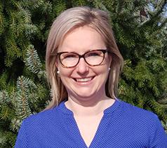 Karolina Nemchek - Administrative Services
